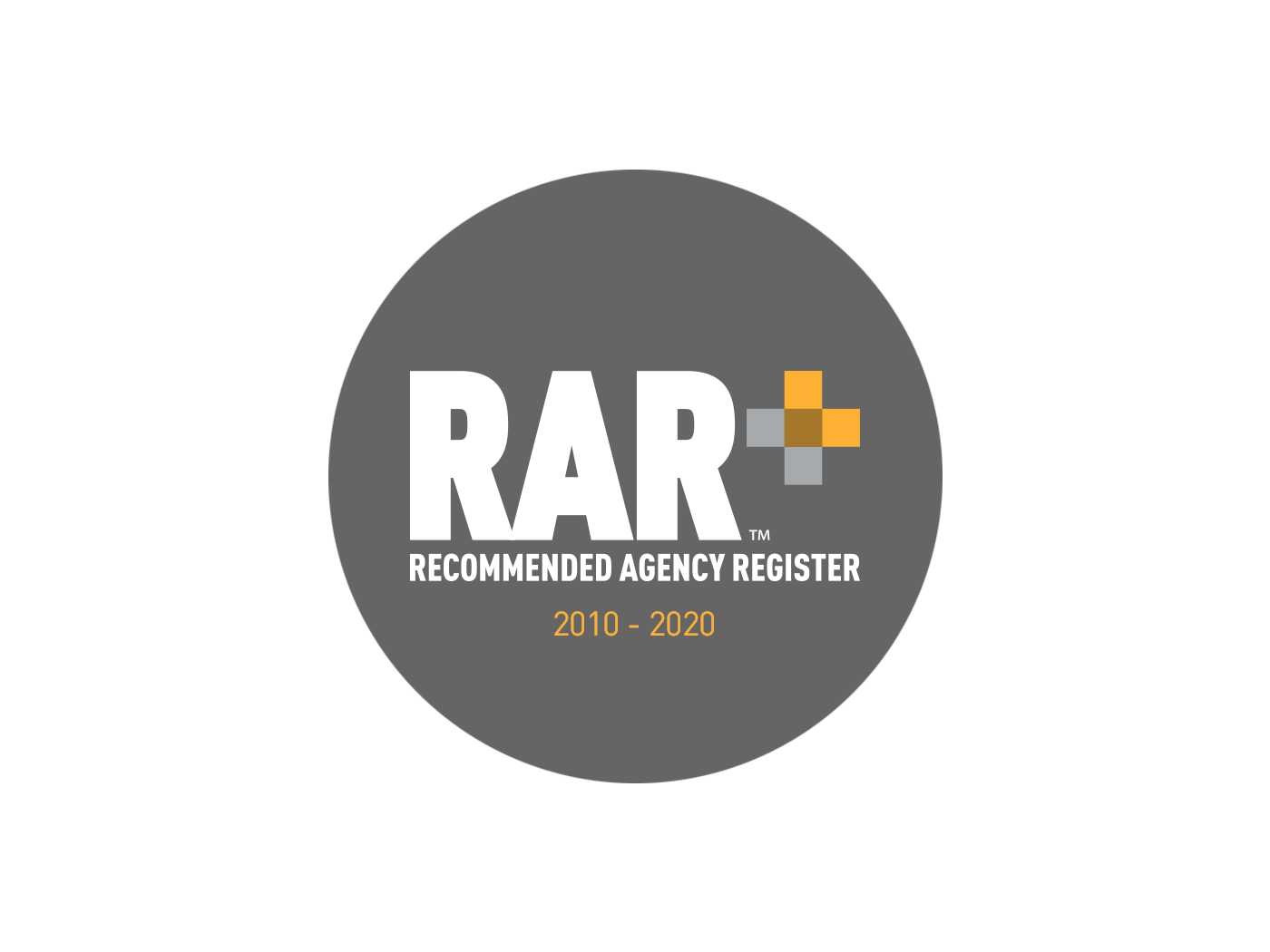 Recommended Agency Register Since 2010