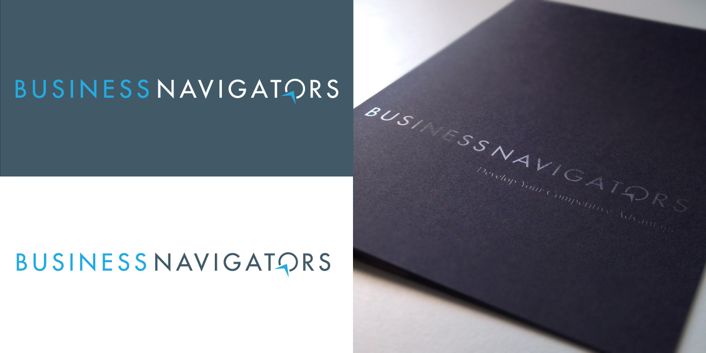Business Navigators Branding Design