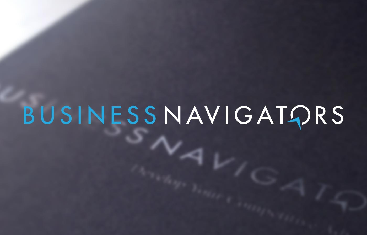 Business Navigators Graphic Design