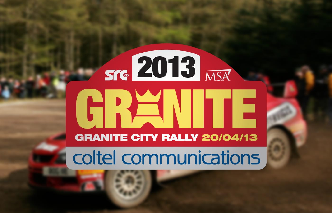 Granite City Rally Website Design