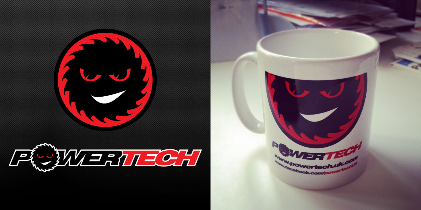 Powertech Logotype Design
