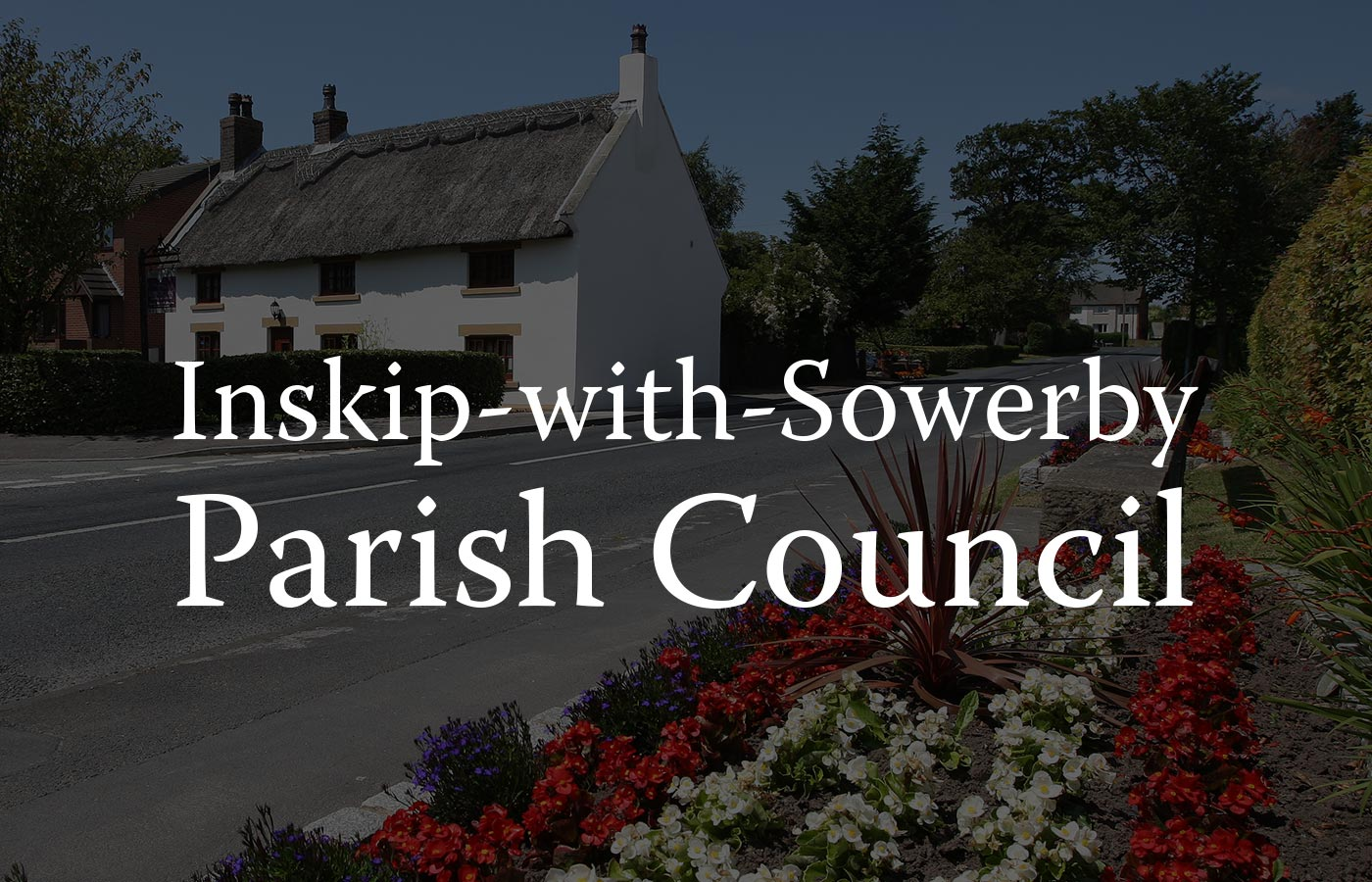 Parish Council Website Design