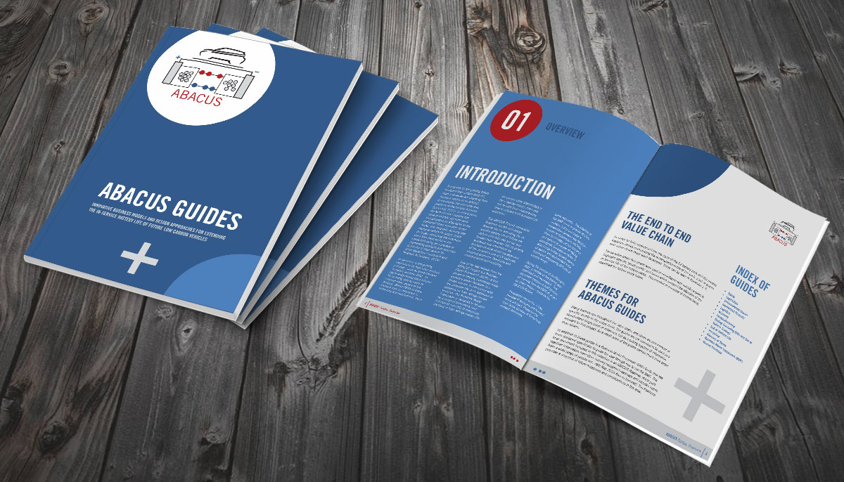 ABACUS Guides Industry Report Design