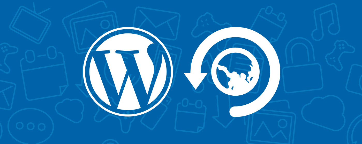 WordPress Backup and Management Service