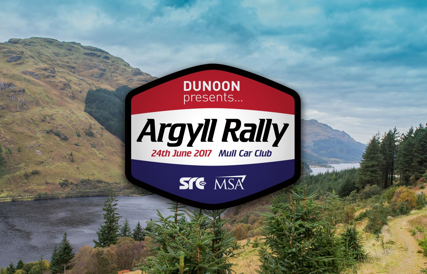 Argyll Rally Motorsport Website Design
