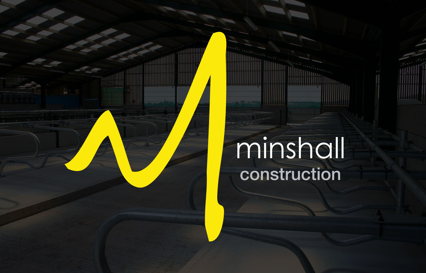 Minshall Construction Brochure Design Preston, Lancashire