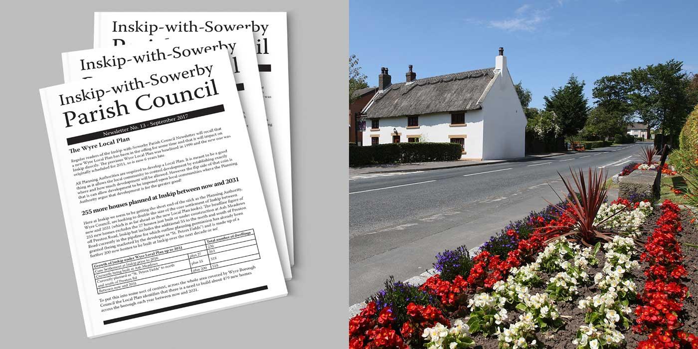 Affordable Parish Council Website Design